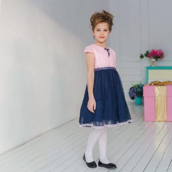 платье с пышной юбкой для девочки Ласковый май