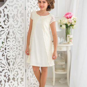 Платье Джульетта с кротким рукавом
