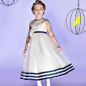 Коктейльное платье для девочки Бель