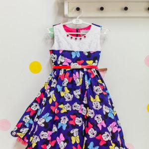 платье минни-маус