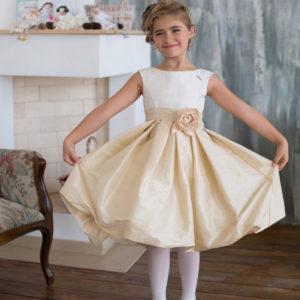 нарядное платье золотое