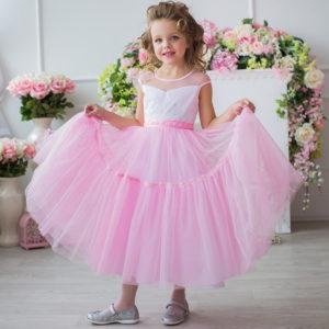 Бальное платье Barbie 7101