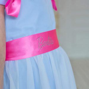Бальное платье Barbie 7102