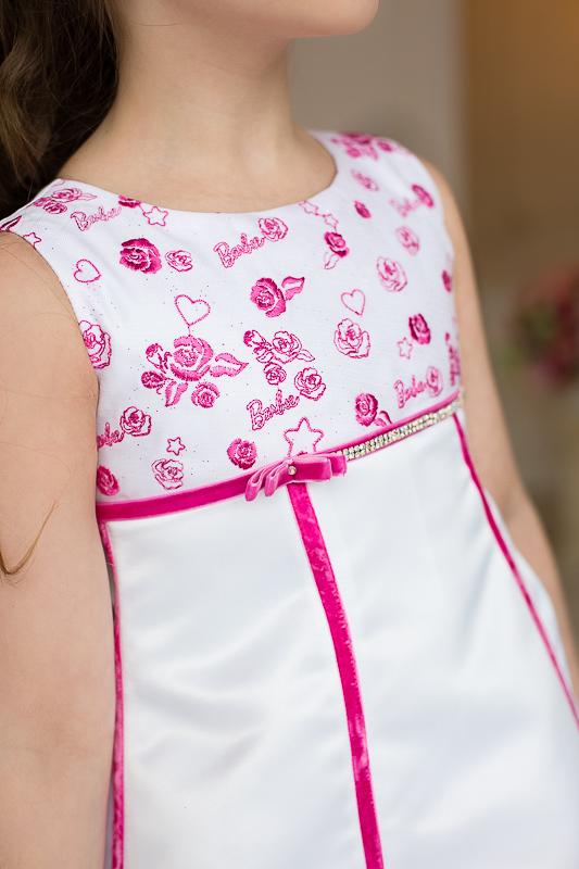 Нарядное платье Барби 7105