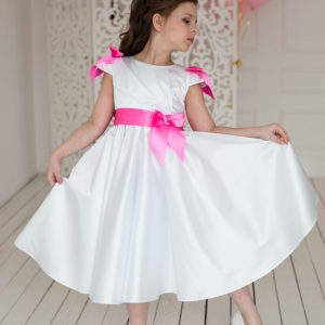 Бальное платье для девочки Barbie