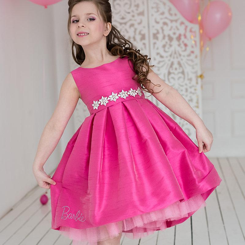 86c2be8555e5b7 Коктейльное платье Barbie™ 7116 — Нарядные платья для девочек ...