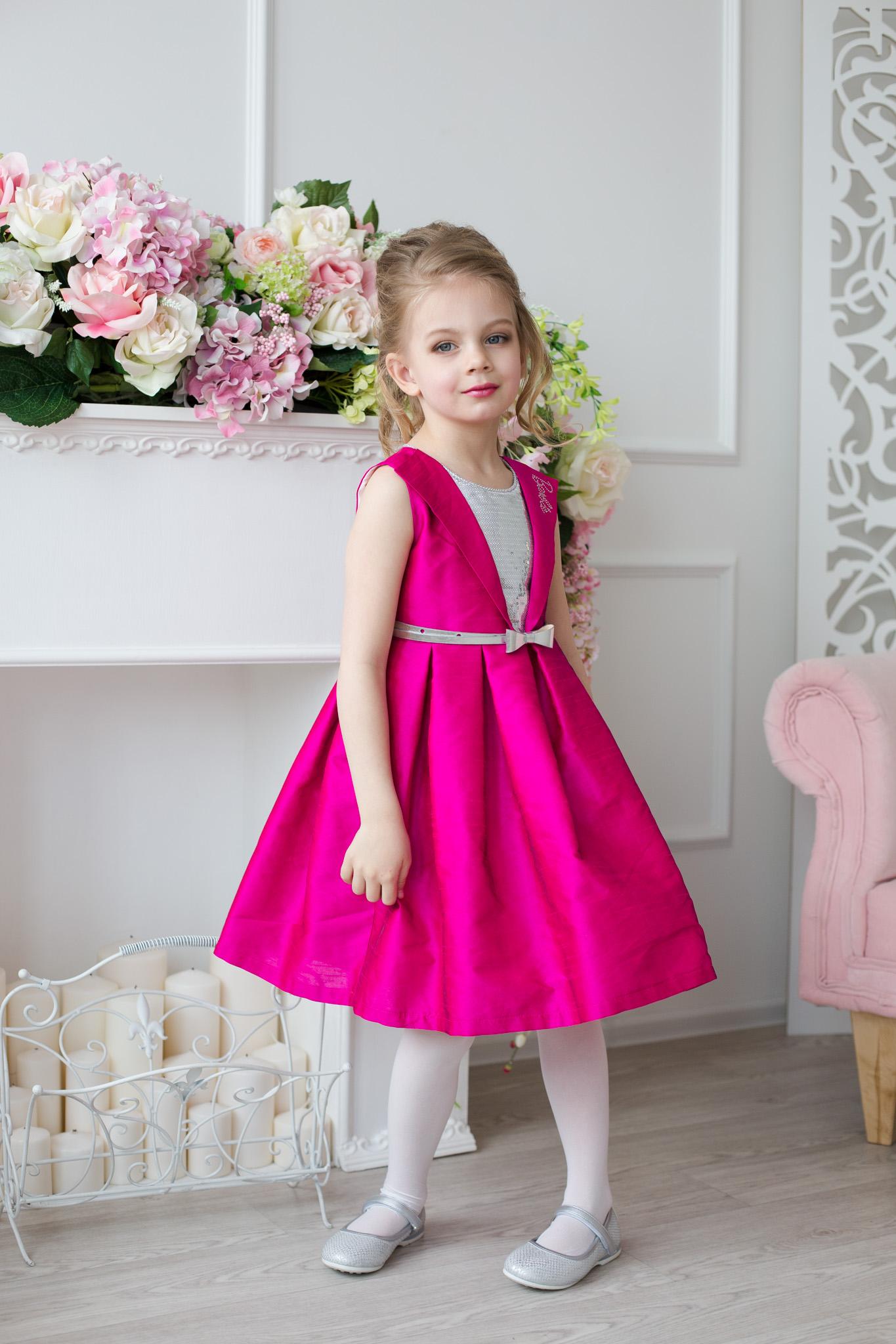 d0b368a1f36d80 Коктейльное платье Barbie™ 7114 — Нарядные платья для девочек ...