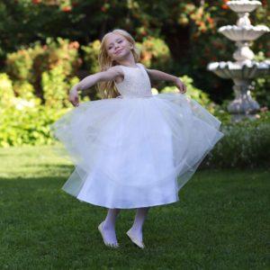 праздничные платья +для девочек