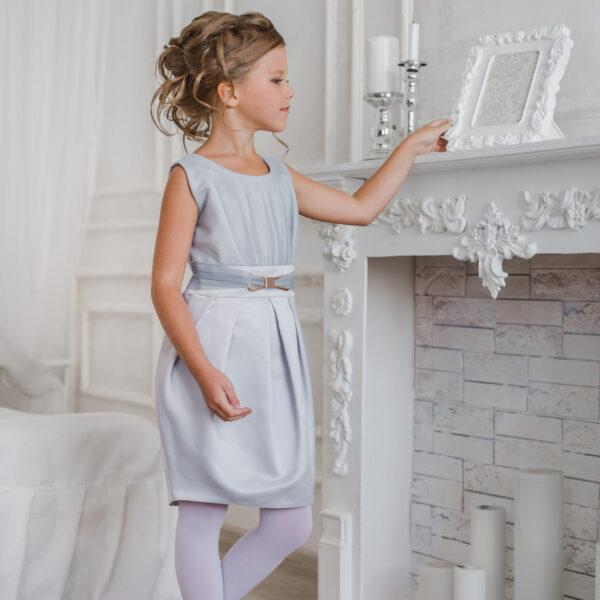 нарядное платье для девочки 10-12 лет
