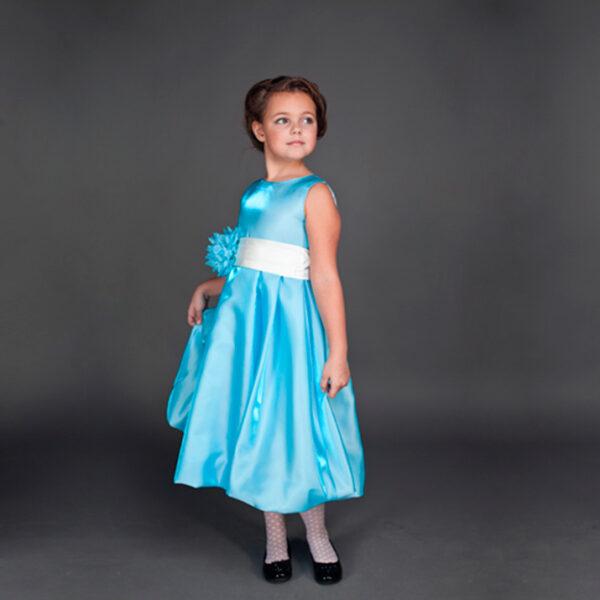 нарядное платье бальное девочке